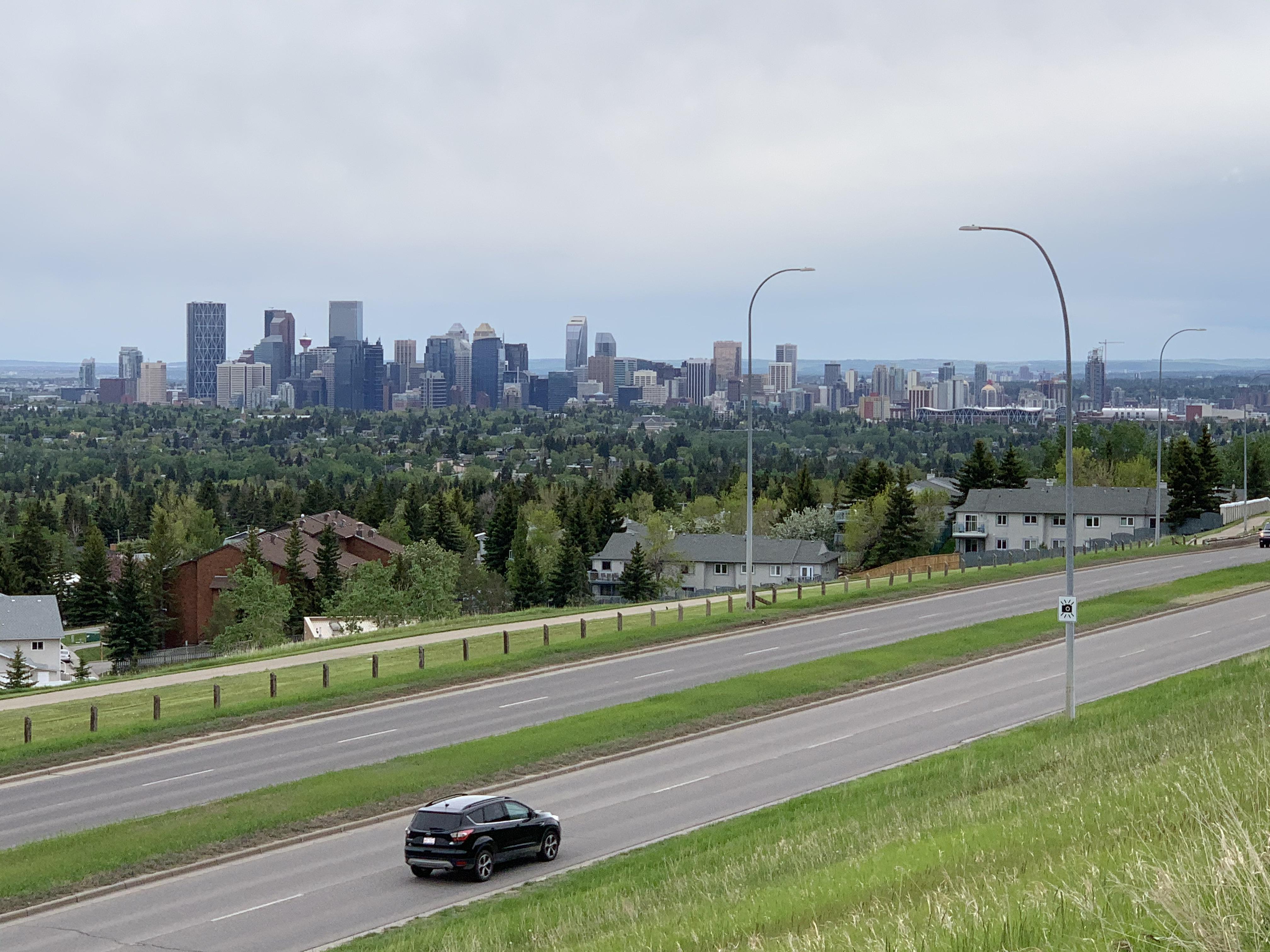 为什么定居卡尔加里Calgary?
