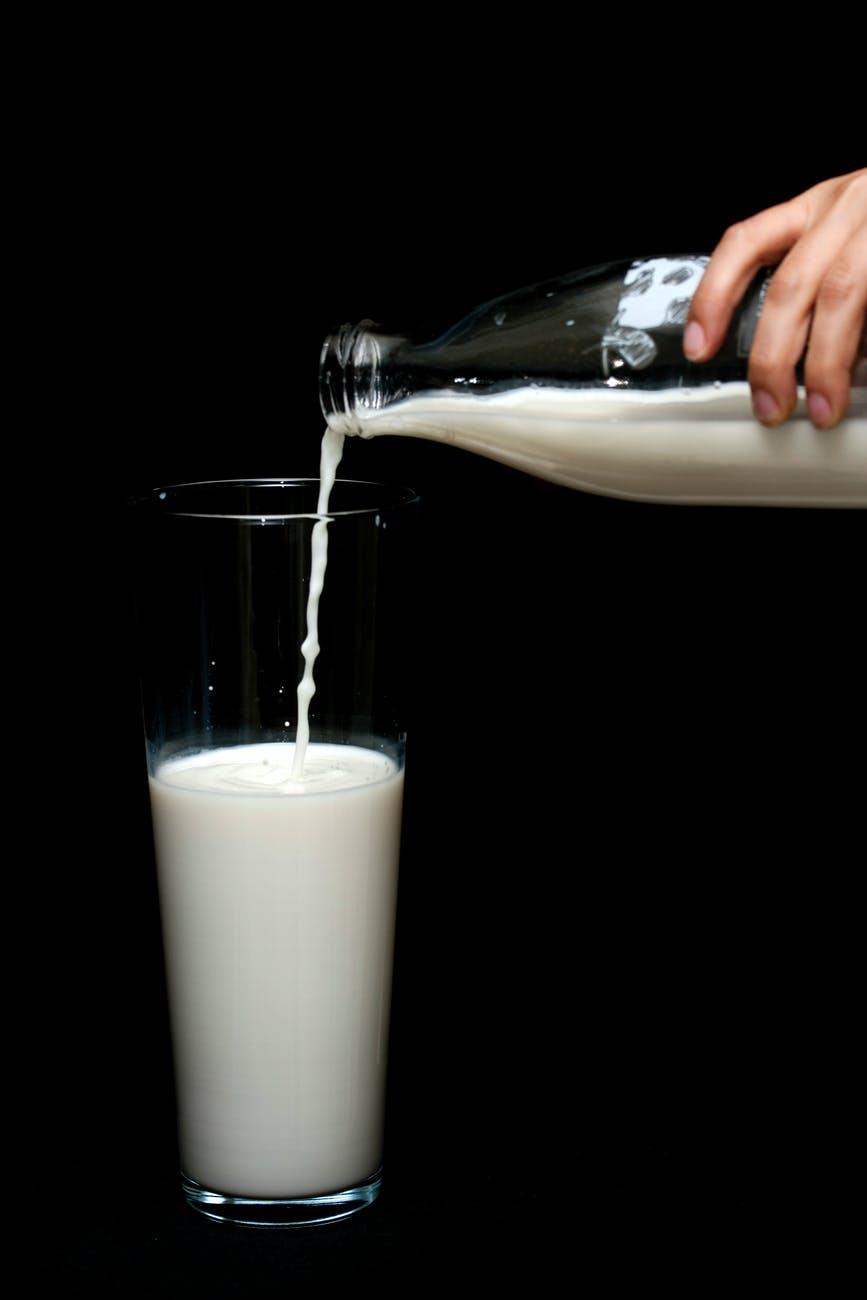 关于牛奶的那点事